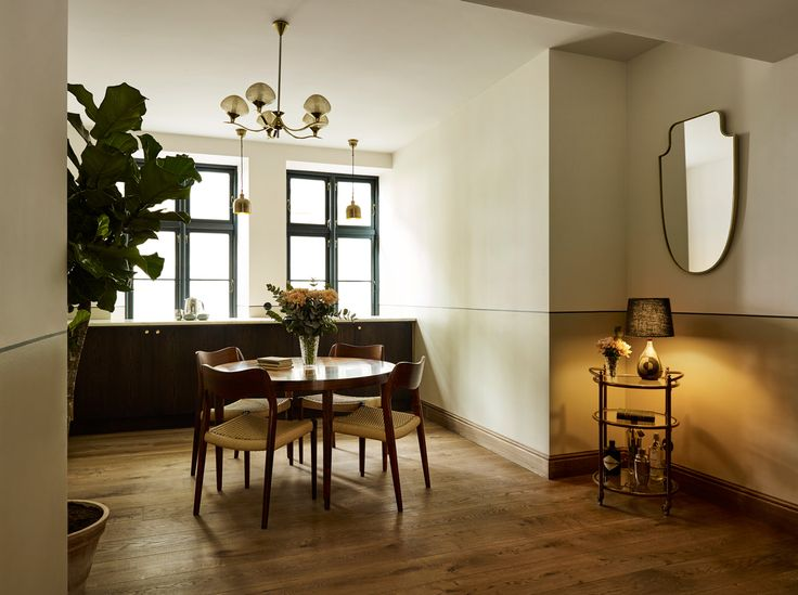 Sanders Boutique Hotel in Copenhagen byLind + Almond | Yellowtrace