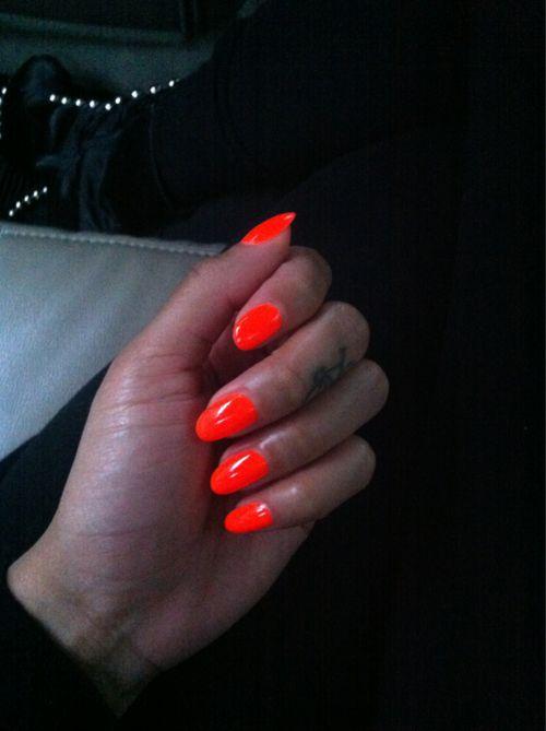104 Best Images About Neon Orange On Pinterest Retro