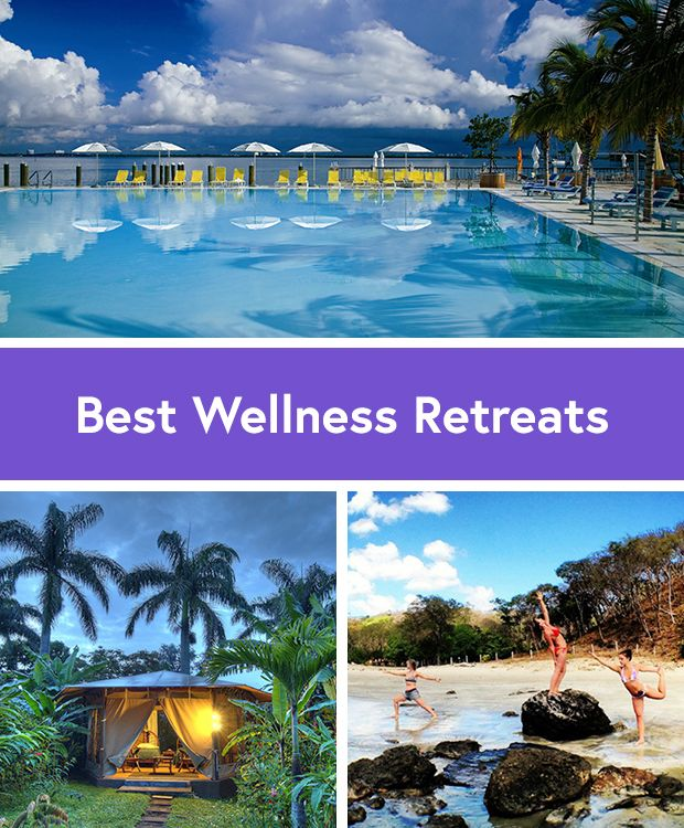 One of these could be fun for a sister trip! The 10 Best Wellness Retreats for Summer and Fall - Life by DailyBurn