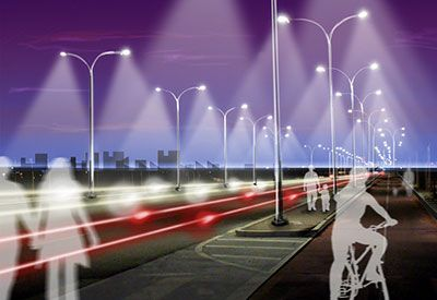 A Qualitative Policy of Urban Lighting in the Master Plan: Defining Visual Comfort in Street Lighting