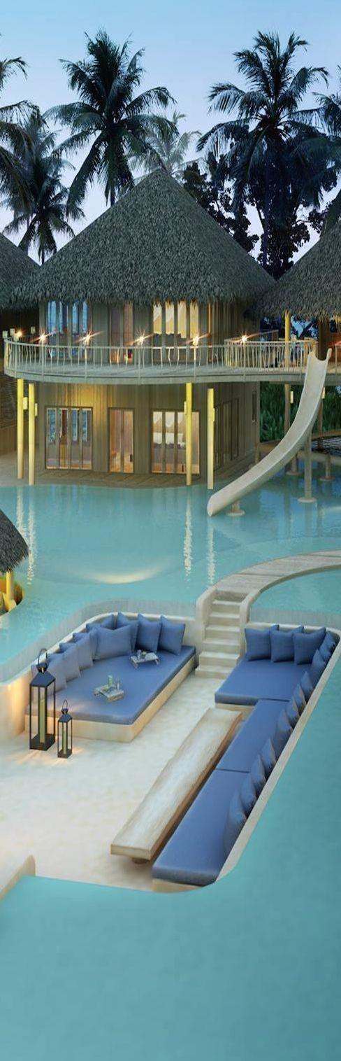 Soneva Fushi Resort, MaBelize Africa Ballynoe Co Down, Ireland Blue Mountains, Australia Bridge to Dongon Falls, South Cotabato, Philippines California Betldives