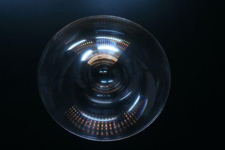 FRESNEL LENS FL-170-180 Concave lens Diverging lens focus Magnifying Negative