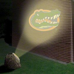 Florida Gators Logo Projection Rock