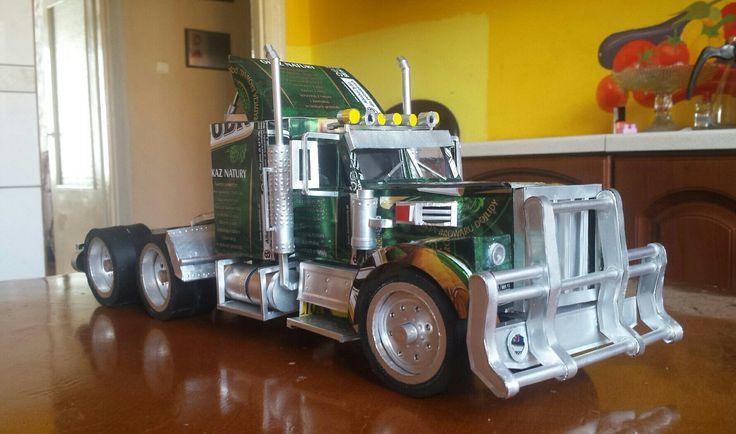 Truck knight hauler  ( tin can handmade ) by faisal rizal