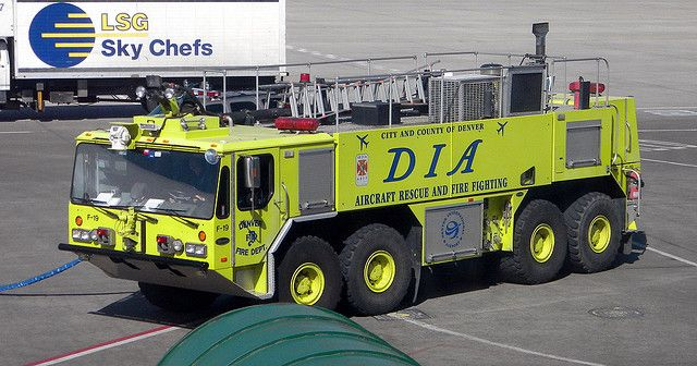 denver international airport firefighters | Denver International Airport Fire Dept | Flickr - Photo Sharing!