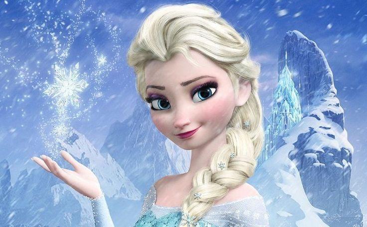 Siapa bilang karakter Anna, tidak nyata? 7 selebriti ini mirip karakter Disney.