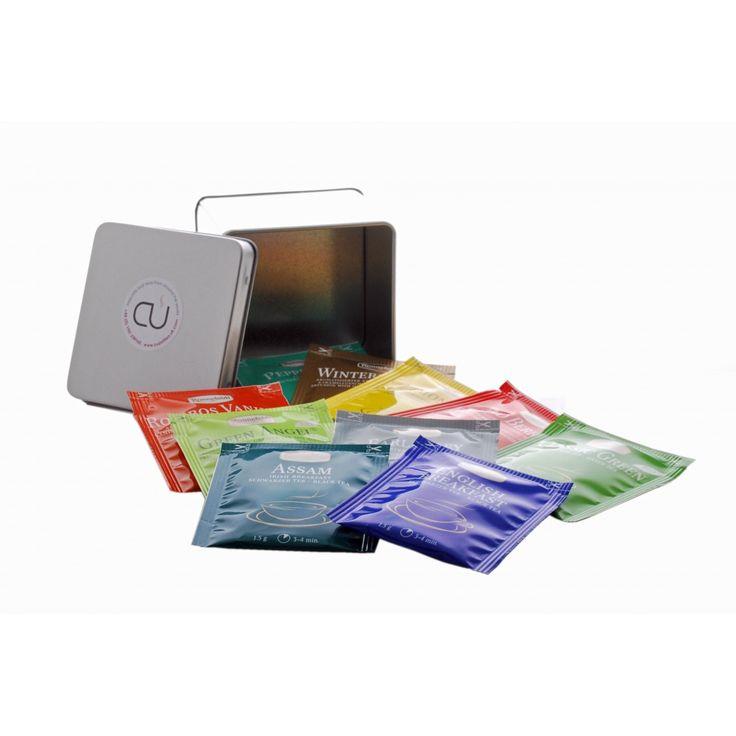 Buy Ronnefeldt Teavelope Tasting Tin online - Cup of Tea Ltd