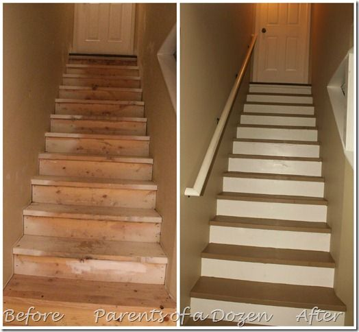 The 25+ Best Refinish Stairs Ideas On Pinterest