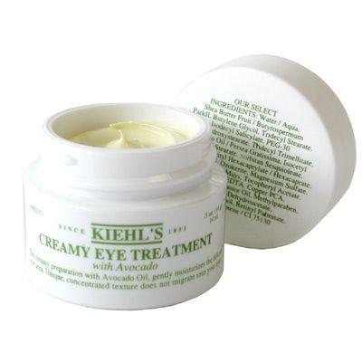 kiehls creamy eye treatment with avocado. Best eye cream!