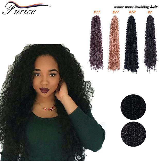 19 best water wave hair extension images on pinterest hair crochet braids water wave curly afro kinky havana twist top quality synthetic hair extensions for beauty pmusecretfo Gallery