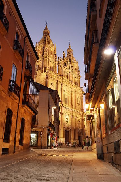 Clerecía, Salamanca  Spain