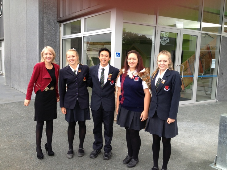 Associate Education Minister Nikki Kaye officially opens the new 'B Block' at Mahurangi College, in Warkworth. In this issue, she discusses the Government;s response to the report by the Education and Science Committee into digital literacy.