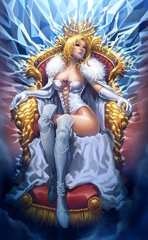 comics girls emma frost - photo #37