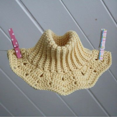 Double warm crochet neck warmer for kids                                                                                                                                                                                 More