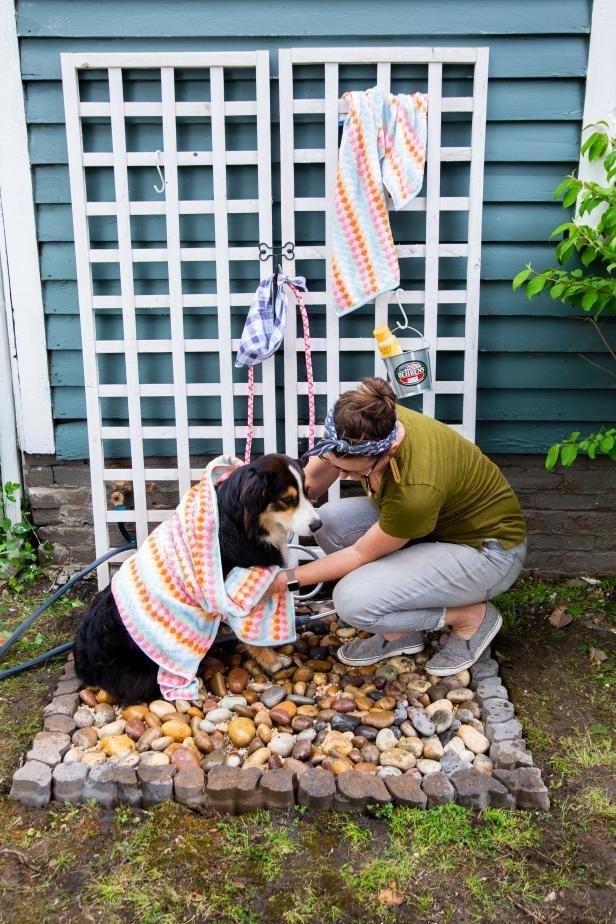How To Build A Fur Tastic Dog Washing Station Dog Washing