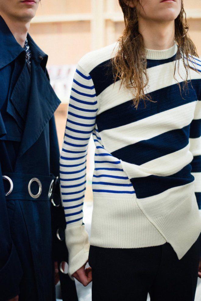 Broken Stripes | knitGrandeur