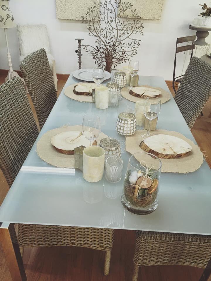 ¿Te ayudamos a preparar la mesa de #Nochebuena?