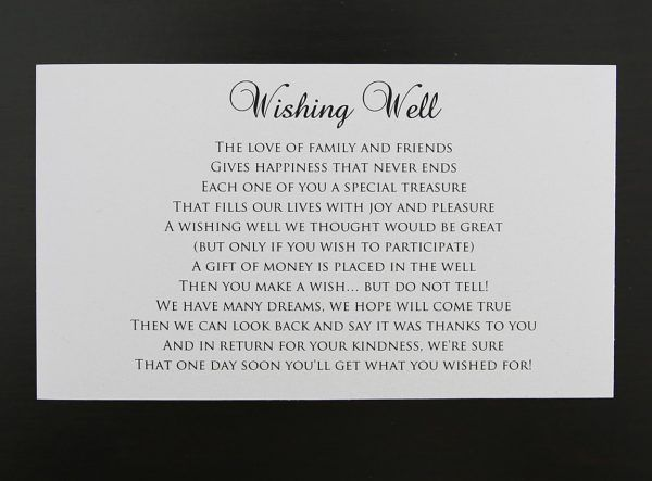 11 Best Wishing Well Poems Images On Pinterest Wishing