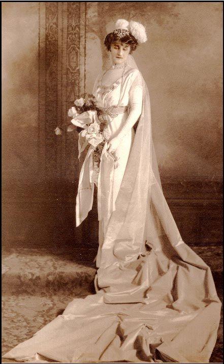 1904 Court Presentation Gown