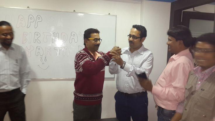 Birthday Celebration @ Jayanta Sengupta_011