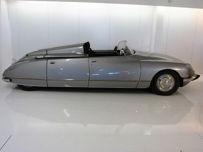 Citroën - DS 21 Cabriolet, Future Limited Edition - 1974