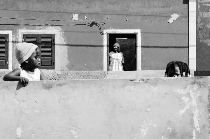 No school day Bofareira, Boa Vista - Cape Verde 1.8.2011