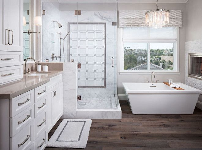 1258 best images about flooring ideas on pinterest wide for Neutral bathroom ideas