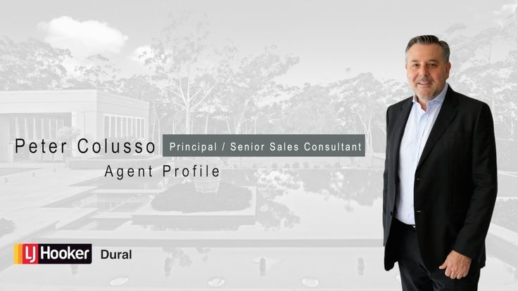 Check out Peter Colusso's Agent Profile by Core Create