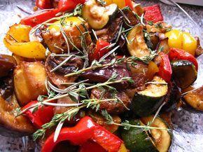 Овощ-гриль невероятного вкуса! Главные хитрости;)