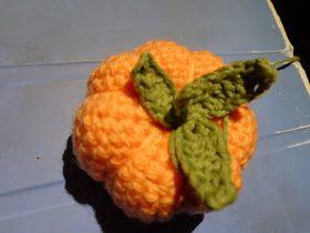Van alles wat, un peu de tout: pompoen haken / potiron crochet