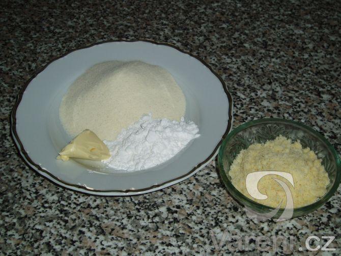 Drobenka na koláč