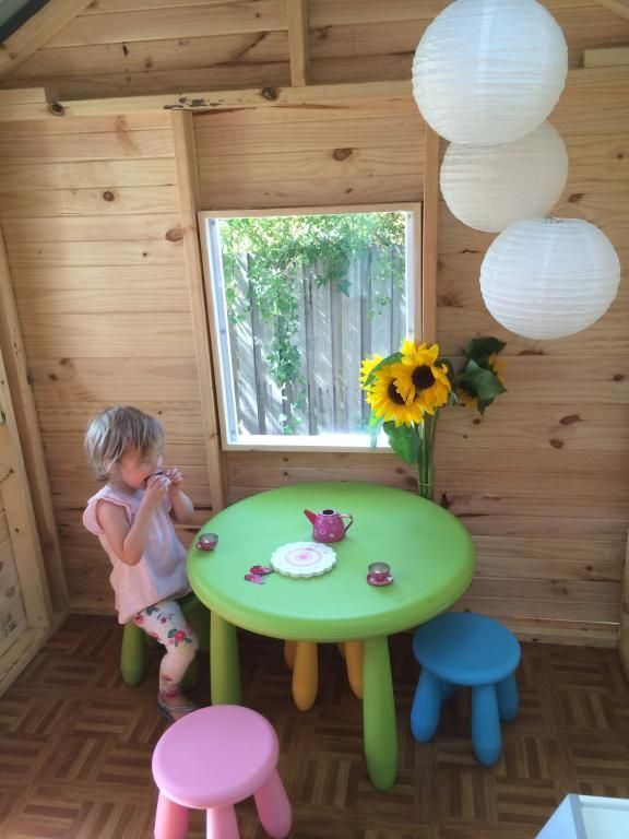 42 Best Images About Cubby House Inspiration On Pinterest