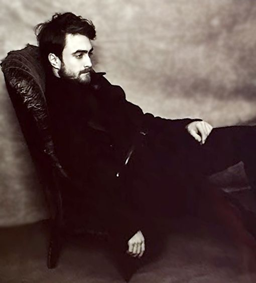 Daniel Radcliffe Photoshoot preview