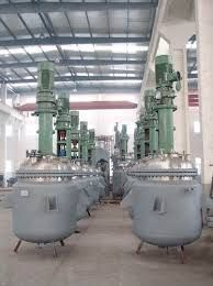 Alkyd Resin Plant Reaction Vessel is manufactured utilizing high grade stainless steel (SS304 and SS316). Our offered range of vessel is generally used in chemical and pharmaceutical industries. These vessles available in capacity ranging form 10 kilo litres to 100 kilo litres. These are widely appreciated for sturdy construction, temperature resistant, non-corrosive and maintenance free attributes. Further, to meet the various requirements. Email: info@adinath.co.in Web: www.adinath.co.in