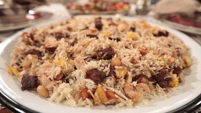 Mardin Büryan Pilavı | Nurselin Mutfağı Yemek Tarifleri