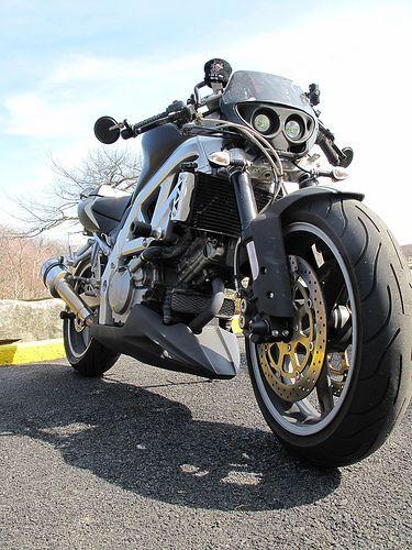 voted SVRider.com' s SV for October   current list of mods:  2006 GSXR 750 front forks  2006 GSXR 1000  top triple  2003 GSXR front wheel w...