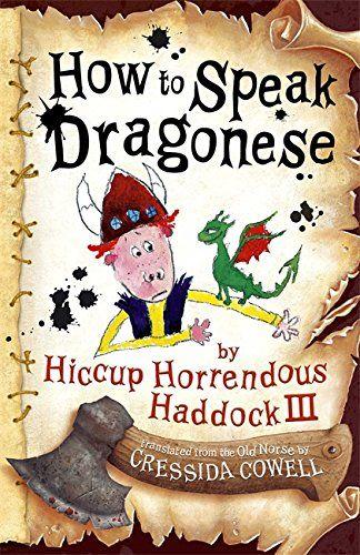 Children's books - How To Speak Dragonese - Bookle