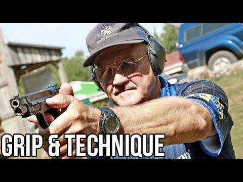 Hot Pistol Shooting Tips! World Champ Shares His Secrets Of How To Shoot Better And Faster Now - The Good Survivalist