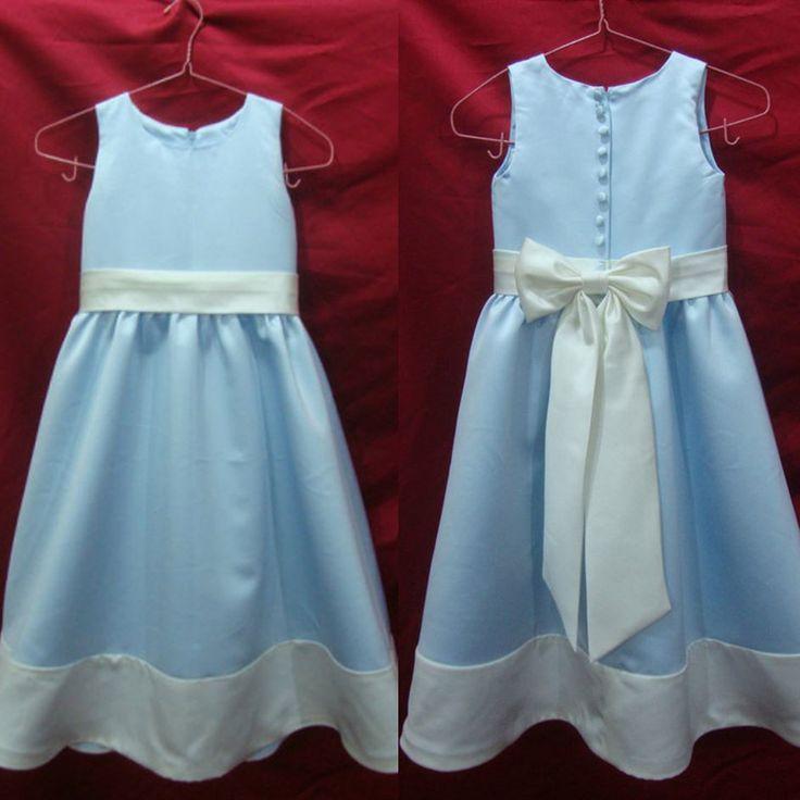 Ас картина трапециевидный фестончатый бант минимальный уровень пола пуговица платья девочки дети свадьба красивый цветок девочка платья