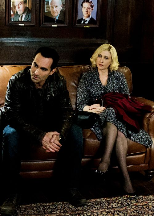 Alex Romero and Norma Bates | Bates Motel | Seasion 3