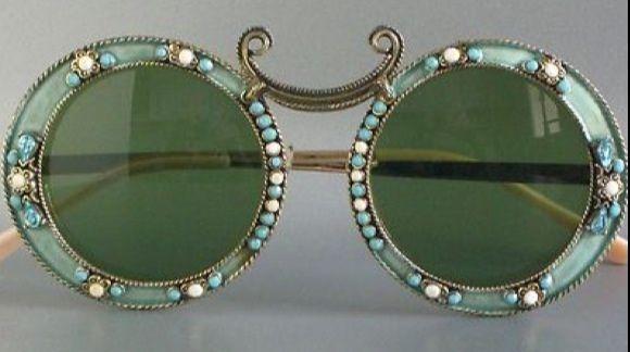 "Christian Dior 1969 ""Calypso"" Sunglasses.  Divine!..... So pretty.  B."