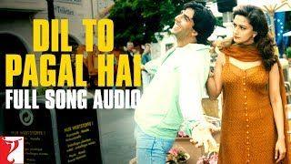 Dil To Pagal Hai - Full Song Audio | Lata Mangeshkar | Udit Narayan | Uttam Singh | lodynt.com |لودي نت فيديو شير