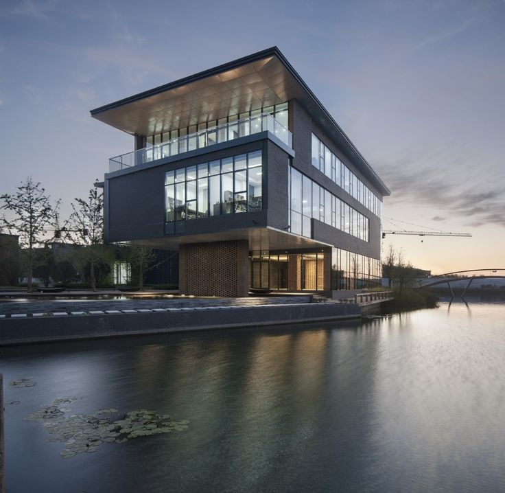 Office Buildings on Pinterest | G Star Raw, China and Scandinavian ...