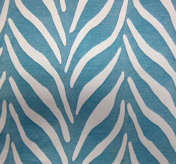 Blue Animal Print Upholstery Fabric Tyres2c
