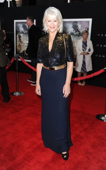 "Helen Mirren Photo - Premiere Of Touchstone Pictures & Miramax Films' ""The Tempest"" - Arrivals"