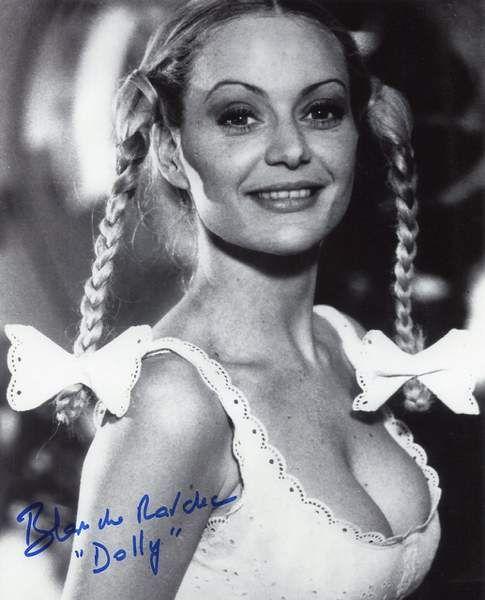 Blanche Ravalec Nude Photos 65