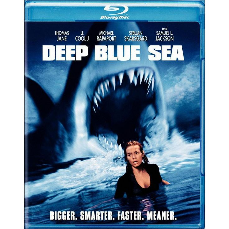 Pin By Jimi Roman On Movies Tv In 2021 Deep Blue Sea Good Movies To Watch Deep Blue Sea 1999