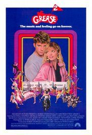 Grease 2 (1982) starring Michelle Pfeiffer, Maxwell Caulfield. Watched April 2017, netflix.