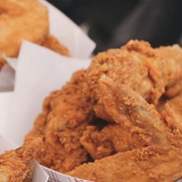KFC Ditches Antibiotics