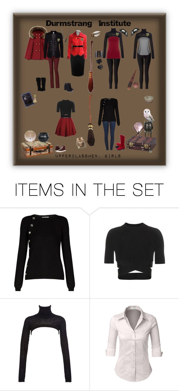 Durmstrang Institute Of Magic Girls Girl Outfits Casual Looks Durmstrang, which has turned out many truly great witches and wizards, has twice in its history fallen under the stewardship of wizards of dubious. durmstrang institute of magic girls